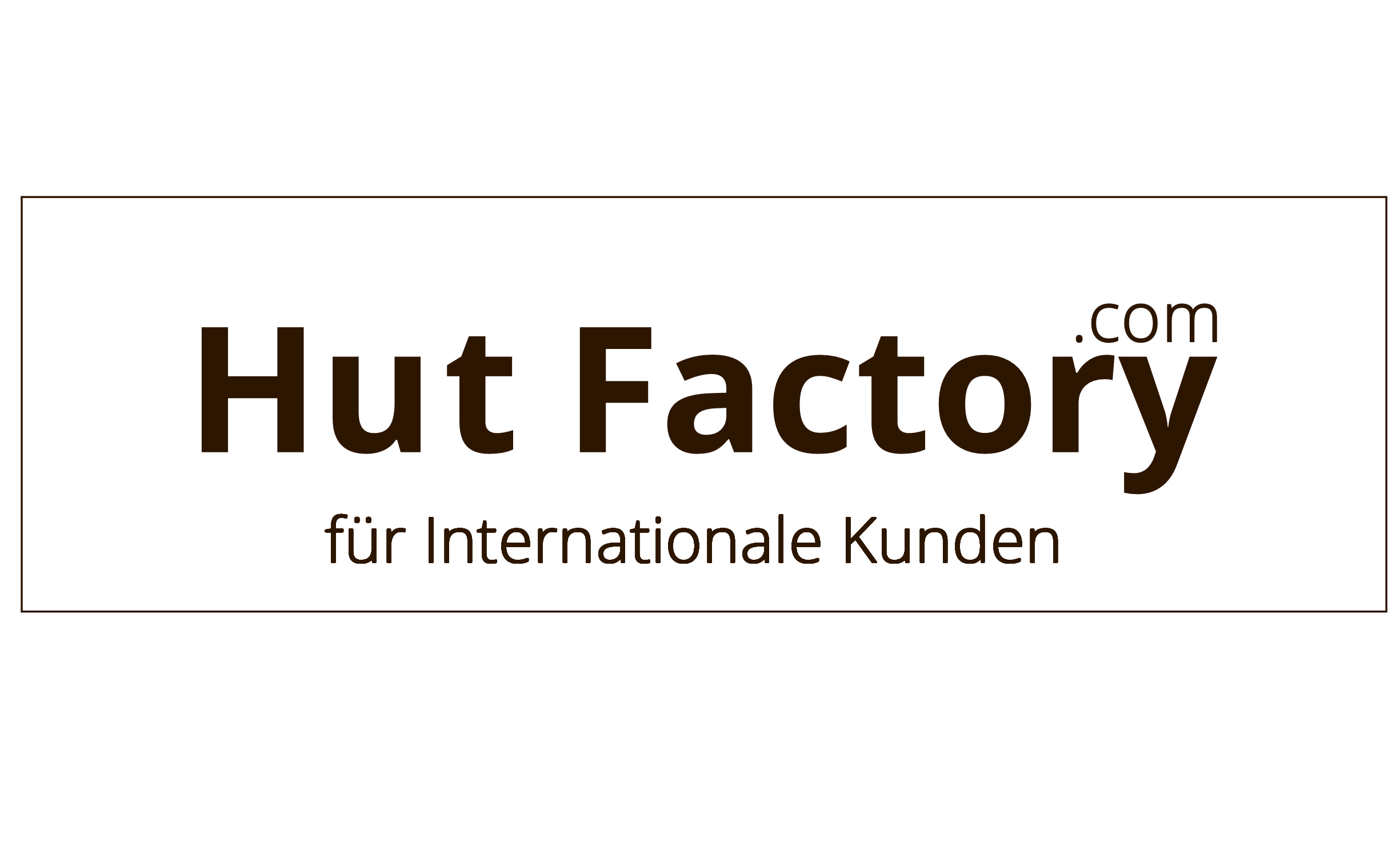 Link Internationaler Hut Shop