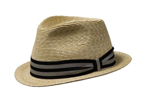 Boswiler Stroh Trilby