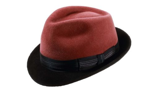 Trilby 2 Pieces Haarfilz
