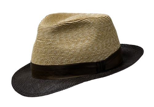 STROH/PANAMA TRILBY FREIAMT BREMGARTER