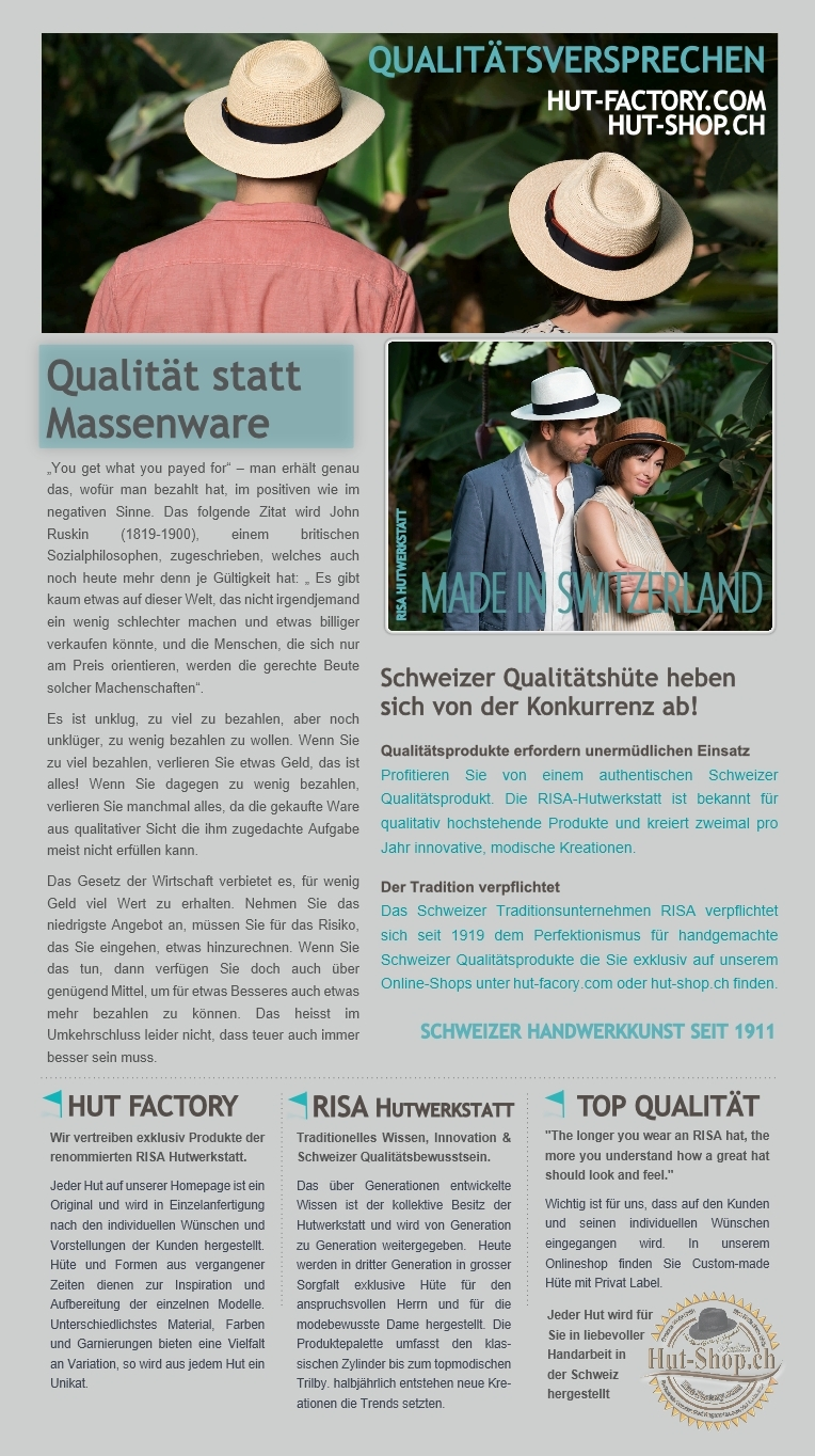 Info_-_Qualitaet_statt_Massenware_-_Hut_Factory.2019